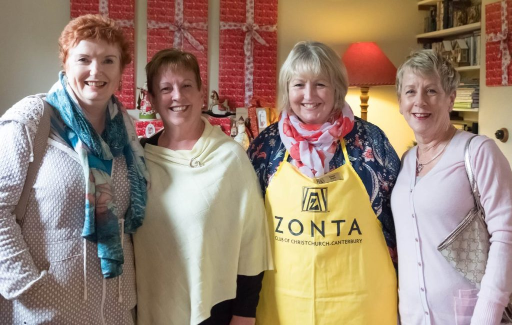 Zonta Club of Christchurch-Canterbury Christmas Tour