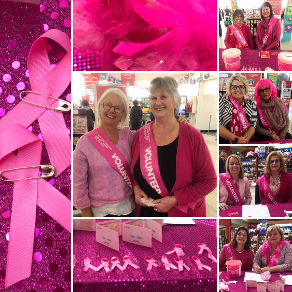 Zonta Club of Christchurch-Canterbury - Pink Ribbon