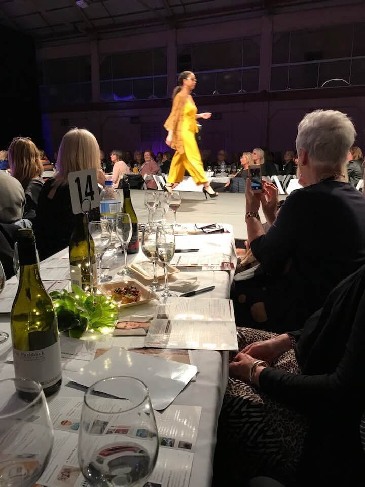 Zonta Club of Metropolitan Dunedin - 18th Annual Extraordinary Fashion